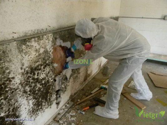 dịch vụ xử lý chống thấm