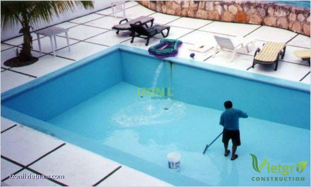 chống thấm hồ bơi giá tốt