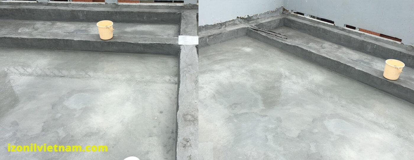 Cung cấp giải pháp chống thấm dựa trên tình trạng của công trình